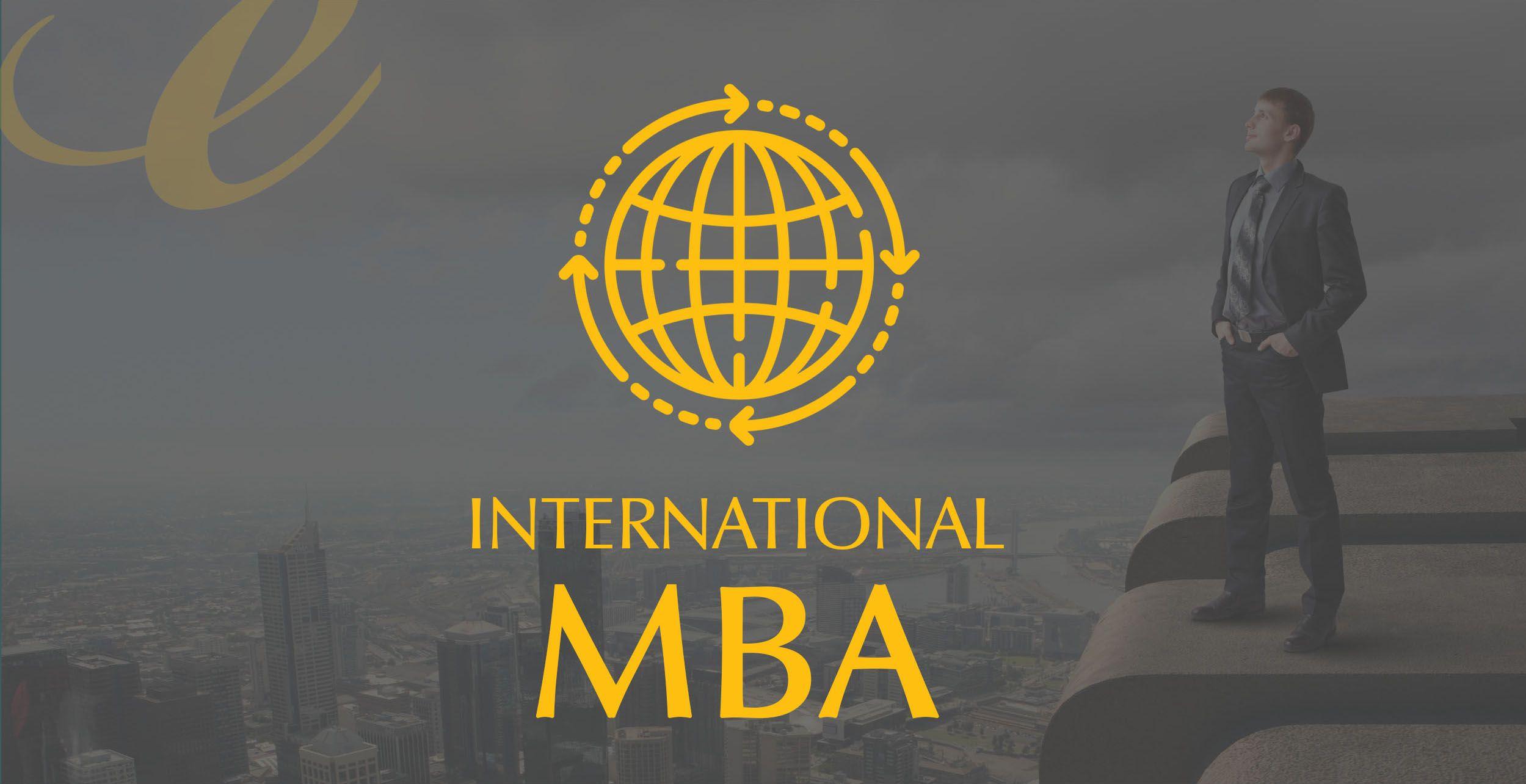 International MBA South Africa Mba