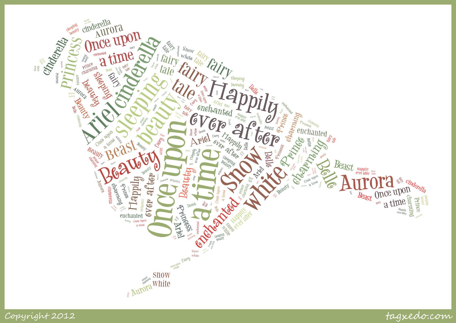 Amazing i just made this word cloud with words from disney i just made this word cloud with words from disney fairytales using tagxedo com im in love with this craft ideas pinterest tagxedo and cra publicscrutiny Choice Image