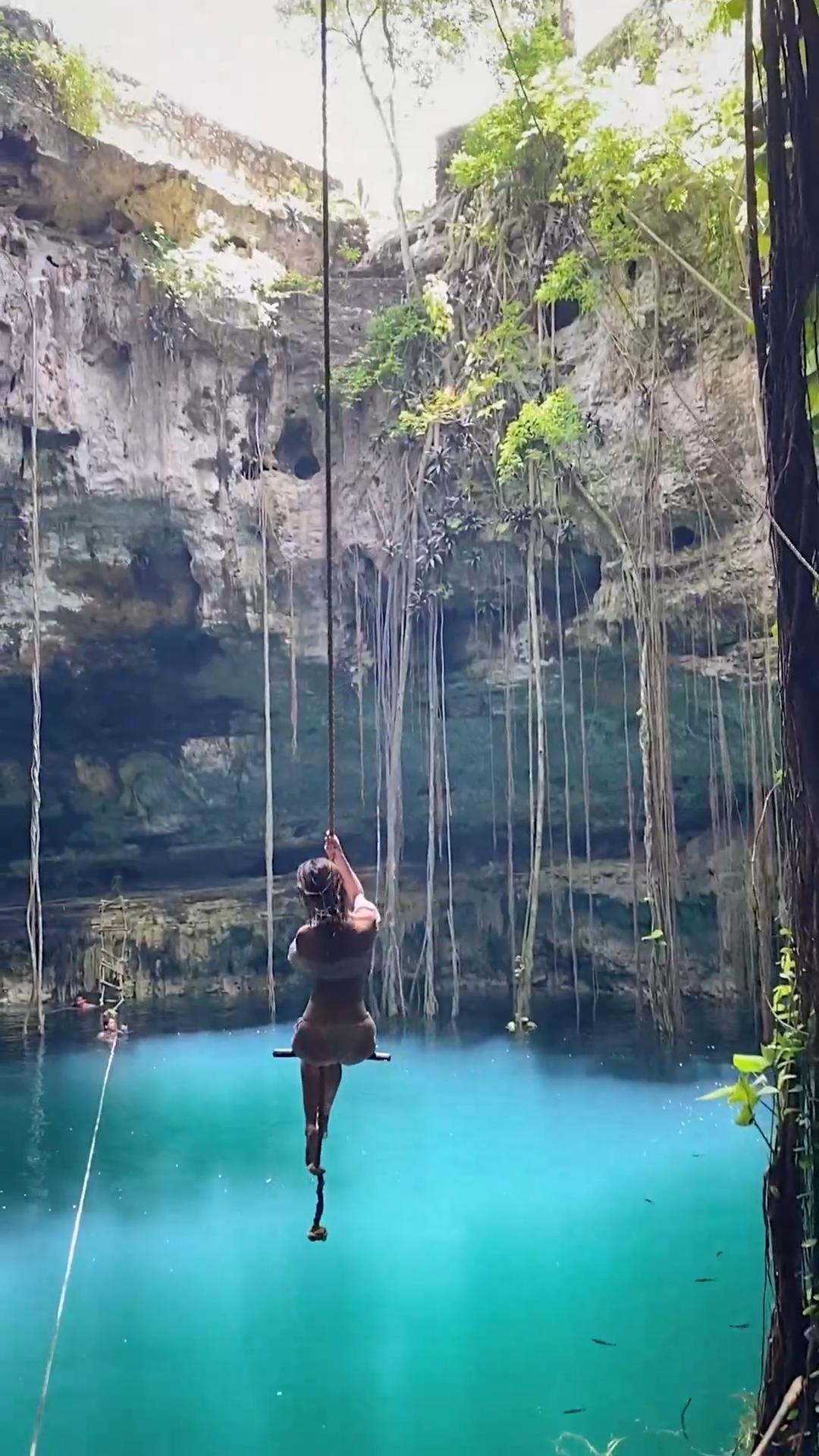 Cenote Guide to Mexico's Cenotes