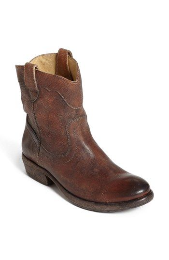 7e4037efd63 Free shipping and returns on Frye  Carson Lug  Short Boot at Nordstrom.com.  A Western cut and distressed heel perfect the lived-in appeal of an  antiqued ...