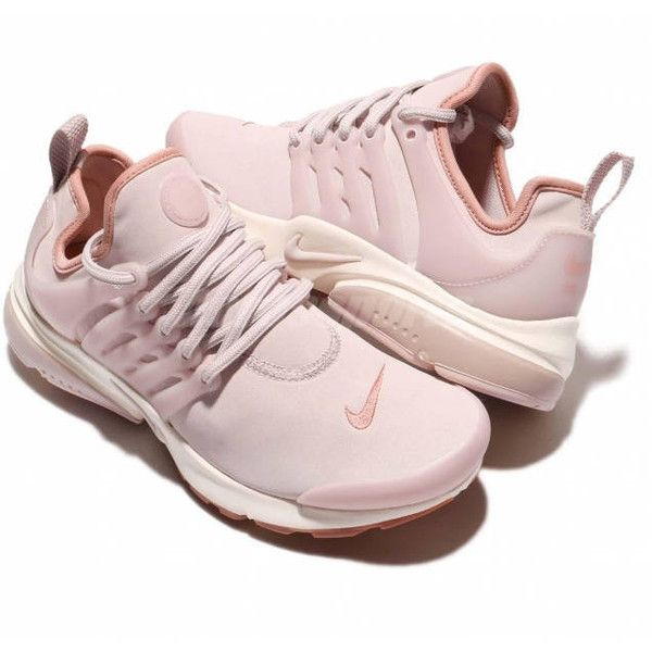 Nike Air Presto Se Silt red particle pink black Customized With ... 9469b1c9e4