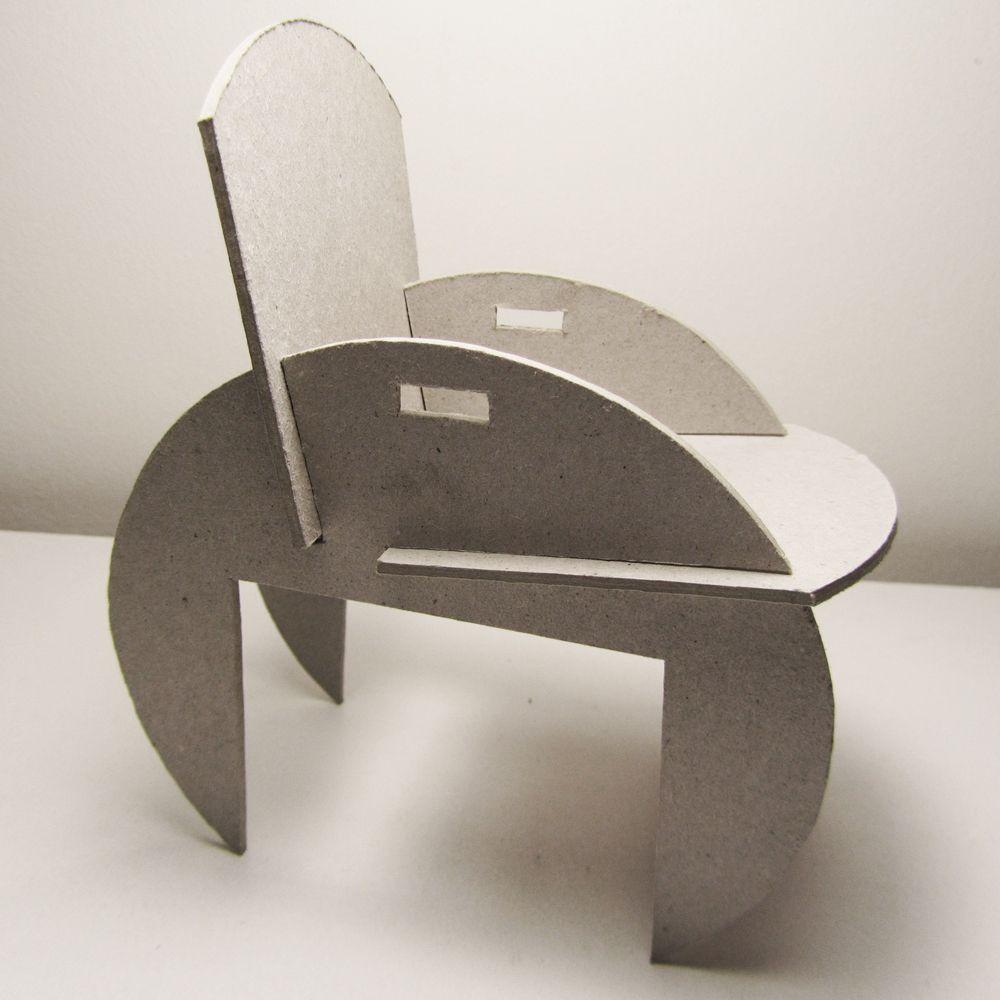 Ulikraeling Cardboard Chair Cardboard Design Diy Cardboard Furniture