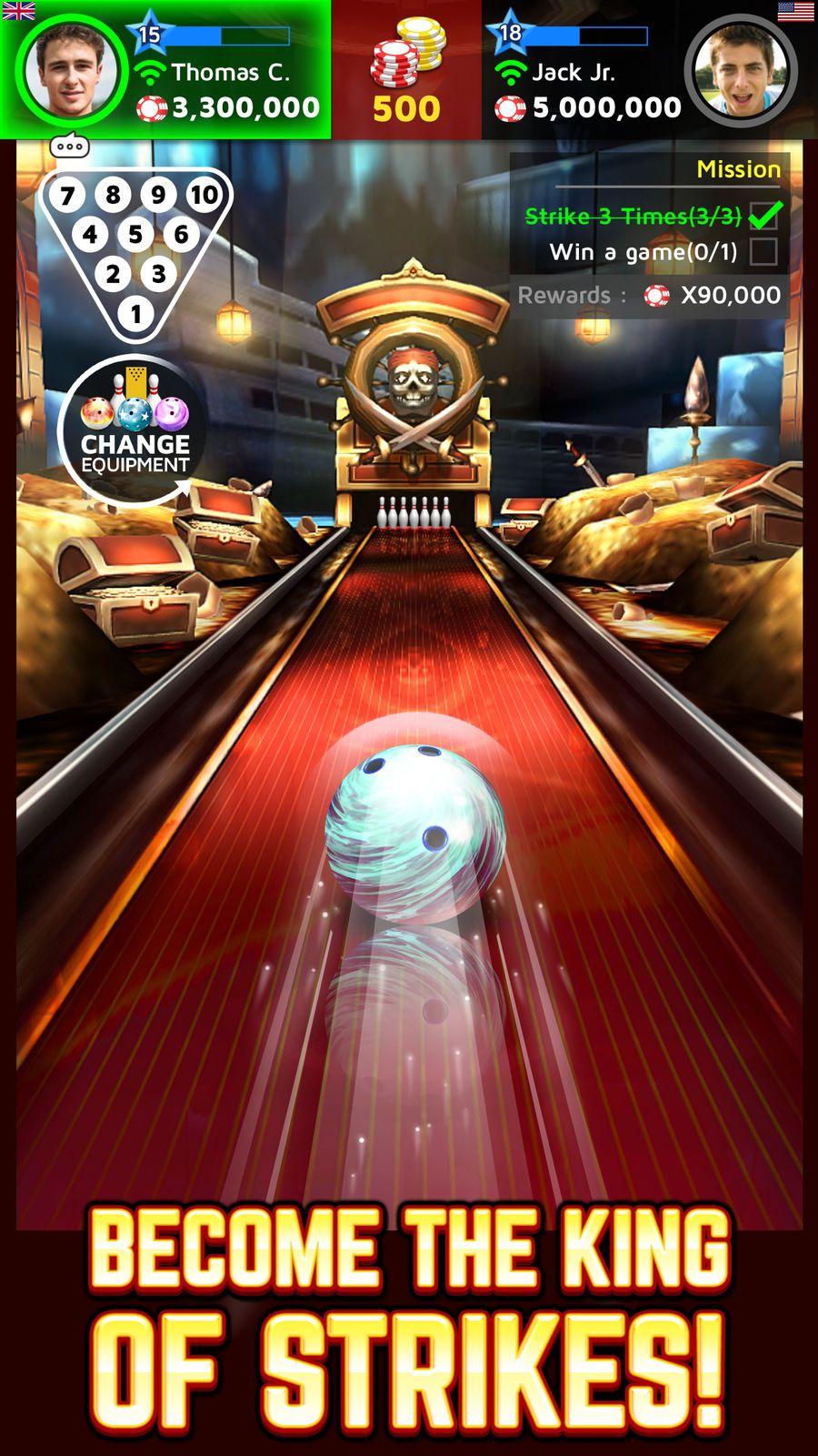 bowling king hack