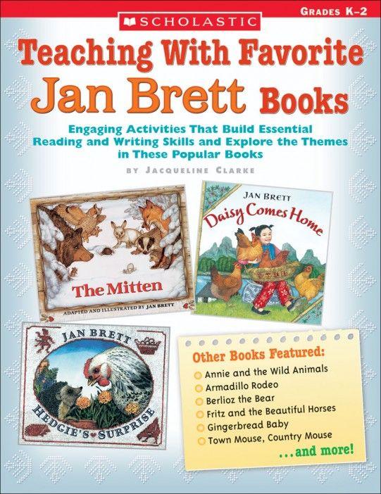 Teaching With Favorite Jan Brett Books Scholastic Digital