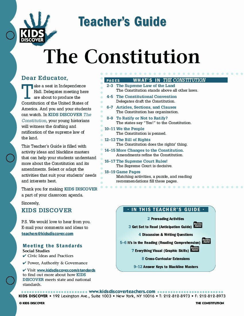 Ratifying The Constitution Worksheet Answers Elegant Worksheet Ratifying The Constitution Worksheet Grass In 2020 Westward Expansion The Expanse Kids Discover