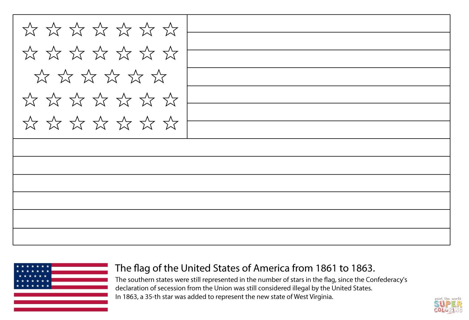 Awesome Coloring Page Usa Flag that you must know, You?re