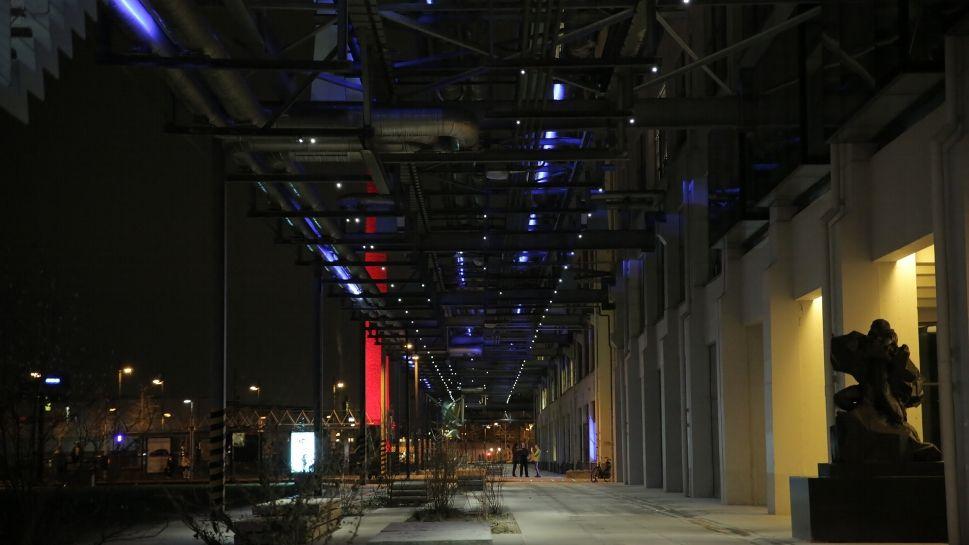 LED projecten - Leidingstraat Strijp-S http://www.smartlight.nl ...