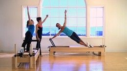 REALLY want to do Pilates with machines..