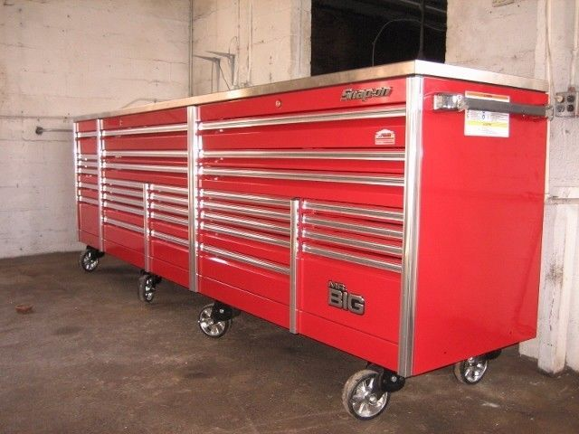 """Details about Snap On """"Mr. Big"""" Rolling Tool Cabinet Large ..."""