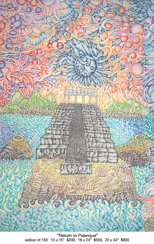 Return of Palenque