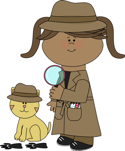 Pin On Detective Clip Art