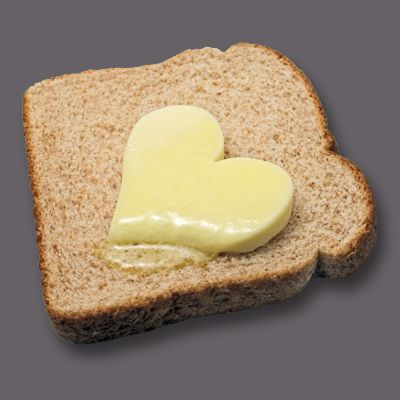 Bread and butter <3