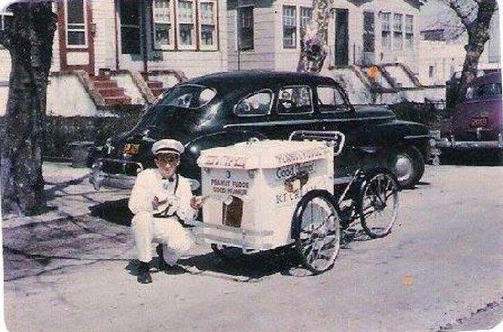 004 Good Humor Man 1956 Good humor man, New york pictures