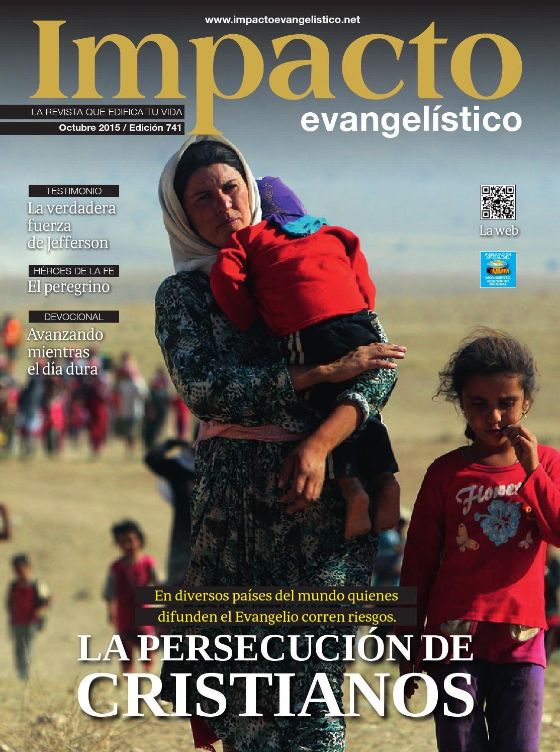 Revista Impacto Evangelistico  Edición Octubre 2015 Idioma Español