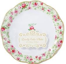 shabby chic paper plates - Google Search  sc 1 st  Pinterest & shabby chic paper plates - Google Search   shabby chic   Pinterest