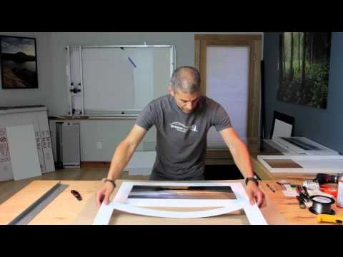 Shoot, Print, And Frame A Massive Peter Lik Style Photograph On A ...