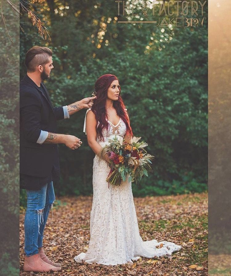 Chelsea Houska Wedding.Chelsea Deboer Houska Love Her 2017 Her Dress Is