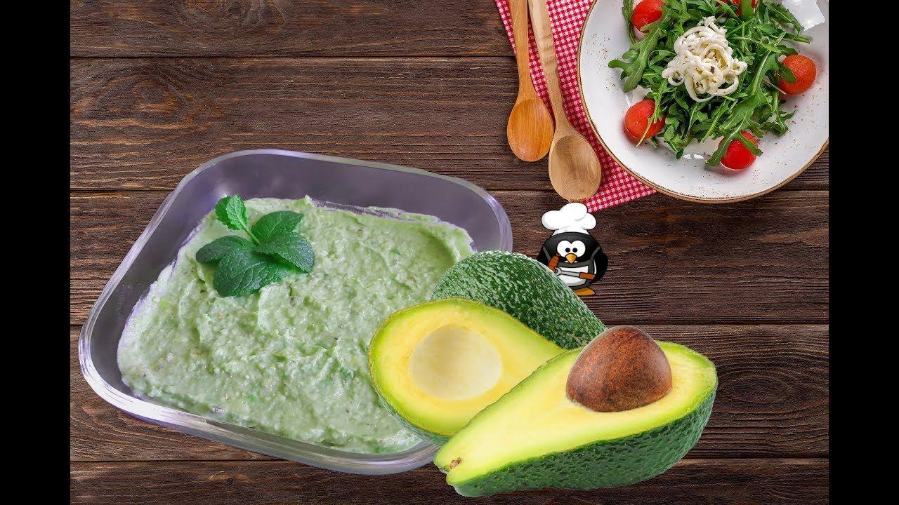 Avocadoaufstrich selber machen. Rezept Guacamole in 10 Minuten! Low Carb