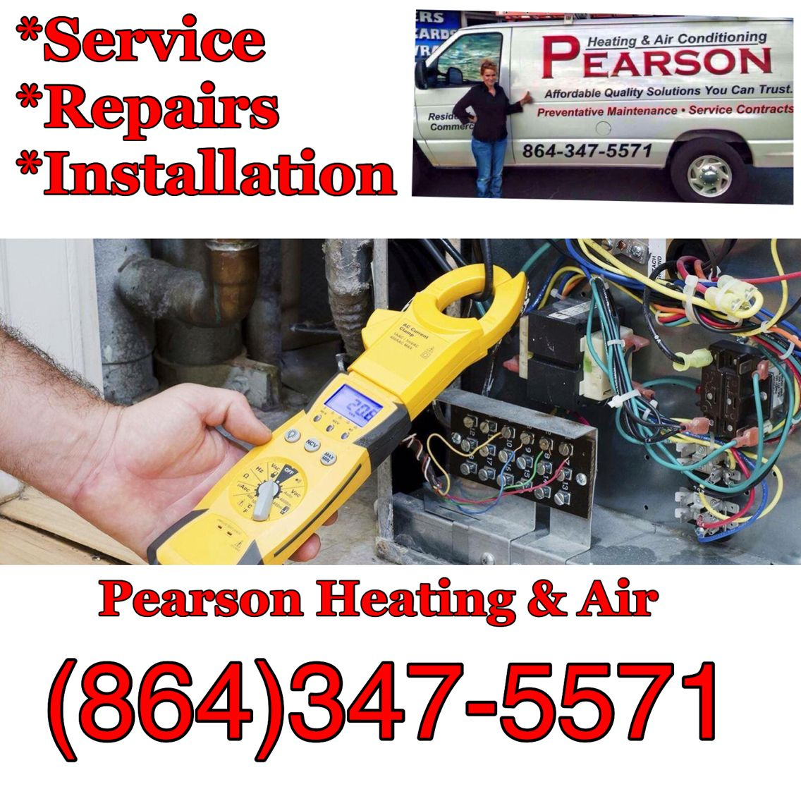 We Ll Keep You Warm At Pearson Heating Air We Provide The