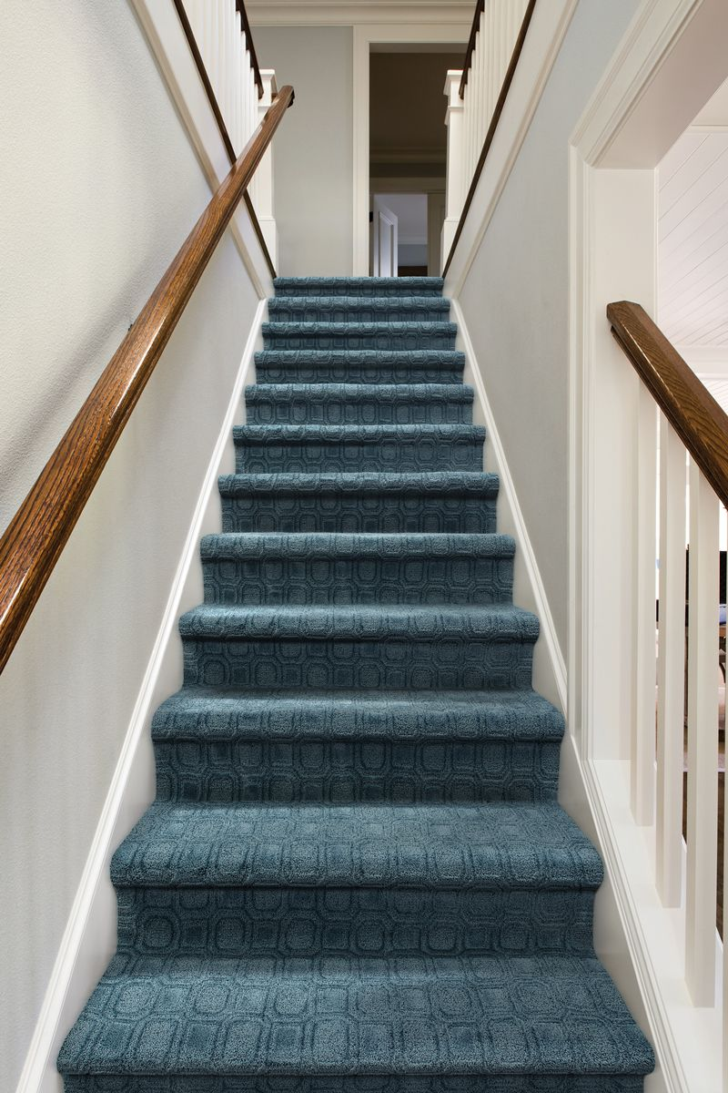 Genoa Color 00447 From Tuftex Carpets Of California On The | Carpet Colors For Stairs