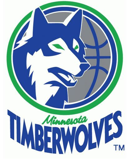 Logo Design Minnesota Timberwolves 1989 Now All Evolution And