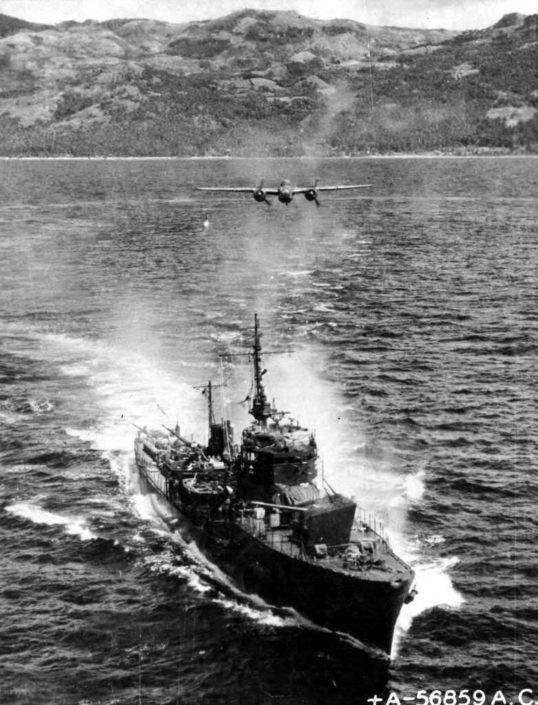 Image result for skip bombing world war 2 destroyer
