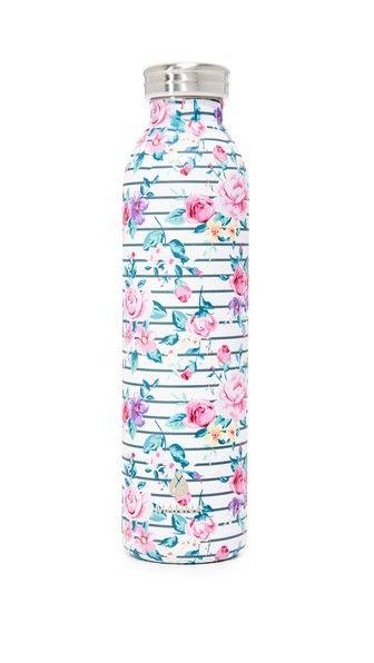 cd44ec4347 20oz Retro Air Floral Water Bottle | Beach Bottles | Manna water ...