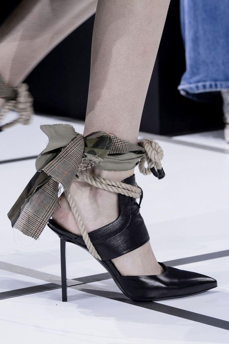Womens Gemma Mule in Leather   Work shoes women, Spring