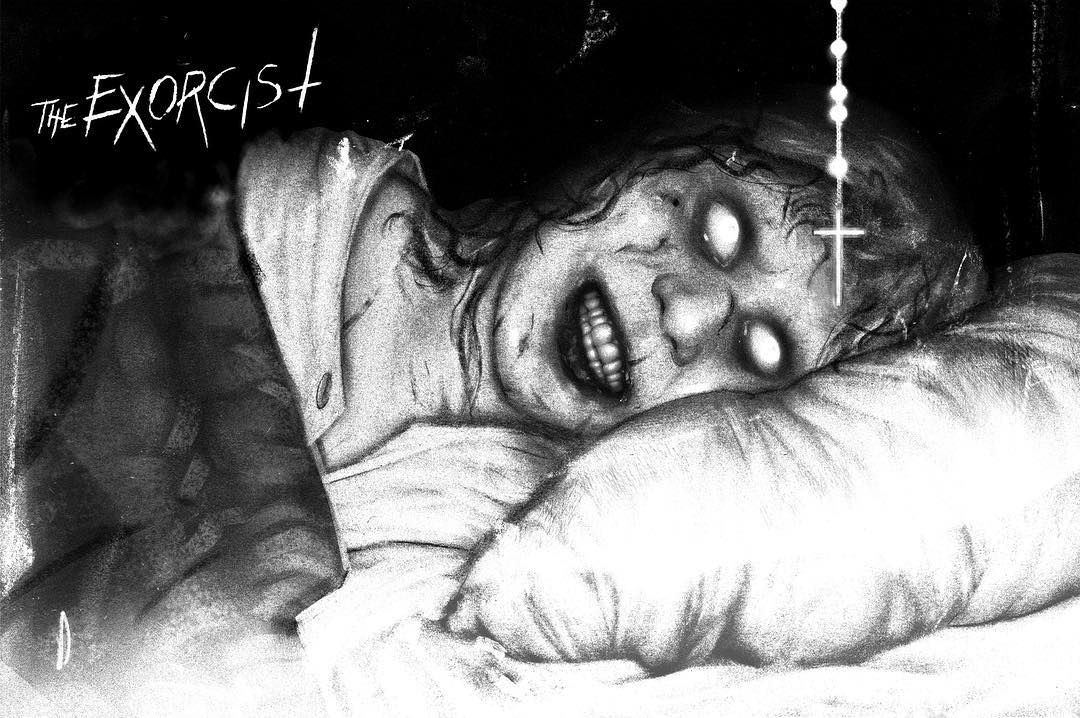 The Exorcist 1973 Hd Wallpaper From Gallsourcecom The