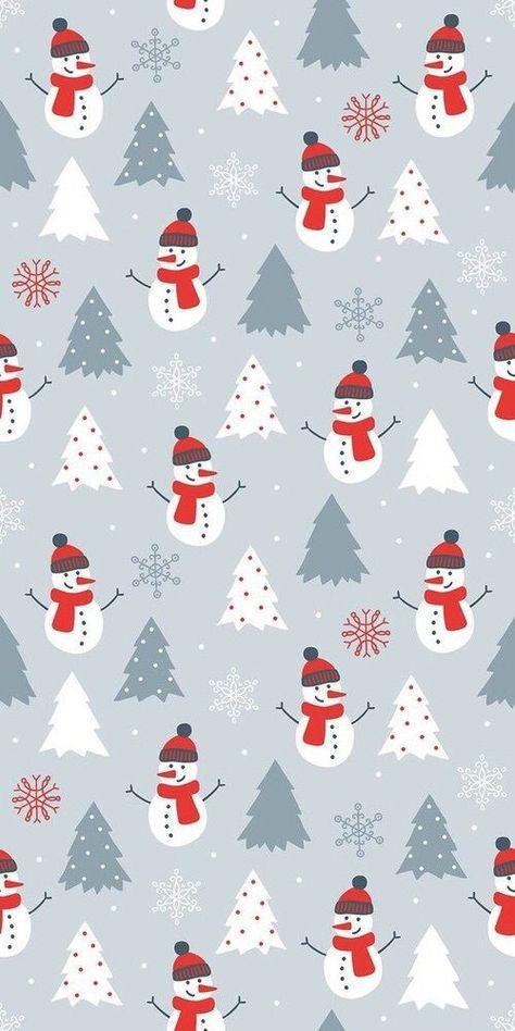 Christmas Phone Wallpaper By Lailah Douthitt On Seasonal Stuff Wallpaper Iphone Christmas Cute Christmas Wallpaper Awesome cute christmas themed wallpaper