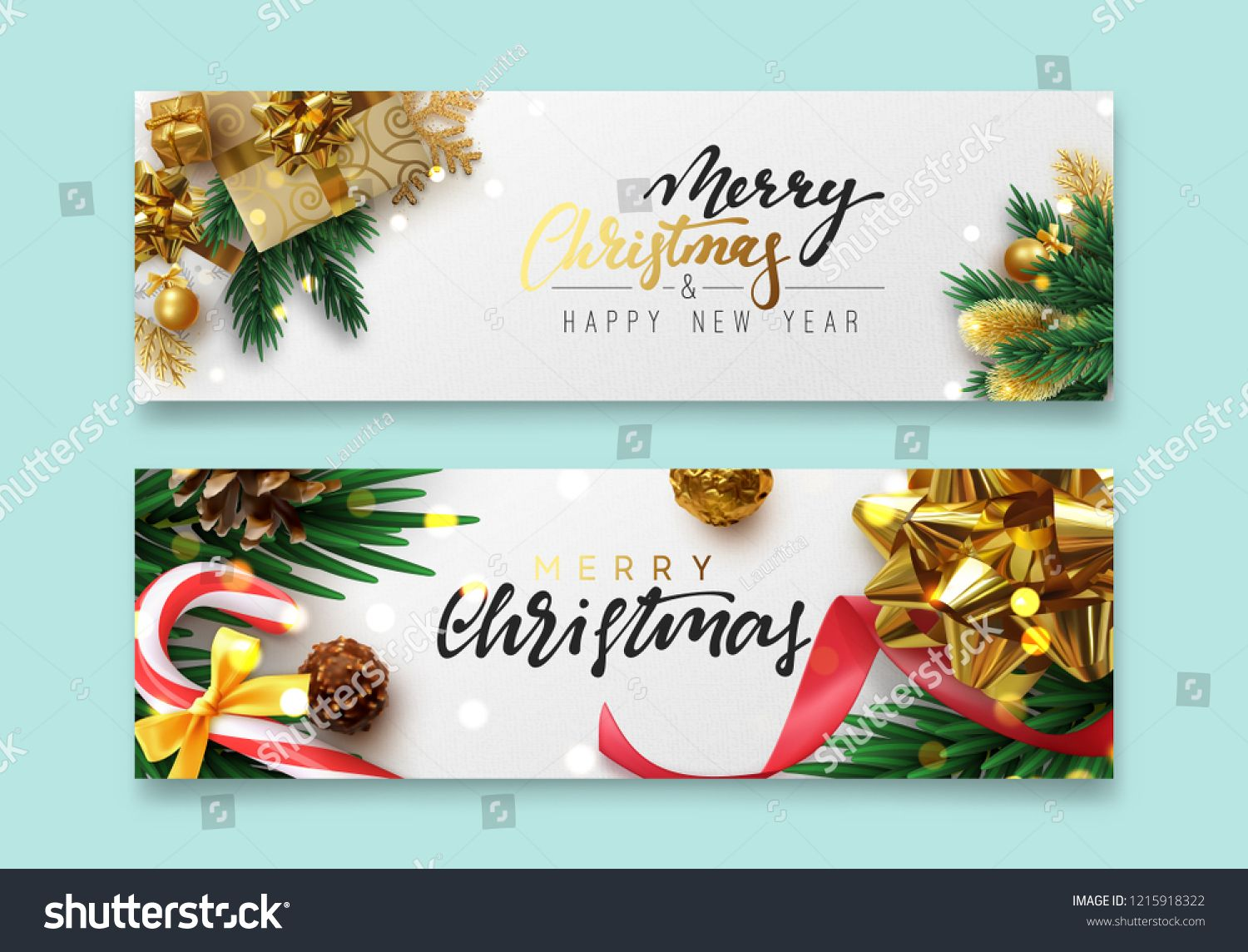 Christmas Banner Xmas Festive Decoration Horizontal Christmas Posters Cards Headers Website Sparkl Festival Decorations Christmas Banners Christmas Poster