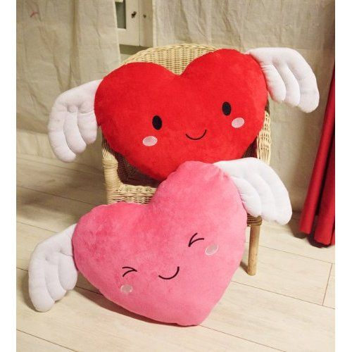 heart pillow valentine s day