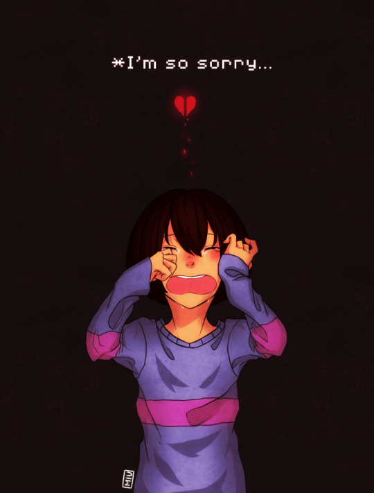 I'm sorry everyone…<<<((stop giving me feels DX))