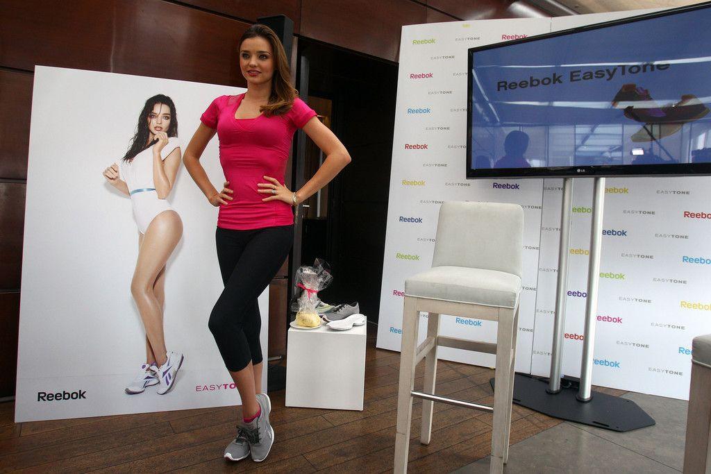 The Genteel perfection of Miranda Kerr ...De luxe Victoria's Secret...