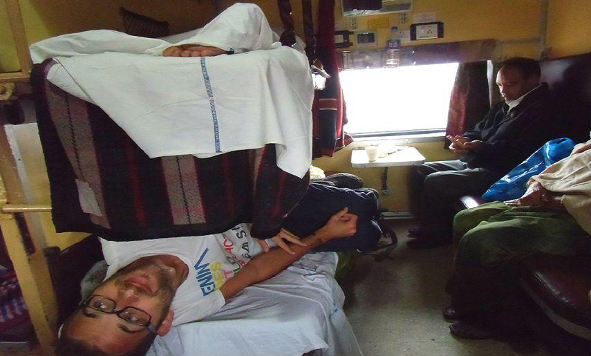 #India in #treno? Ecco cosa devi aspettarti da un #viaggio in un #treno #indiano www.blessedwithwanderlust.it/?p=150