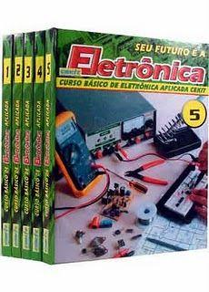 Continuando As Postagens Da Coleção De Eletronica Da Cekit Esta é A Revista Com A Parte Dos Projetos São 30 Eletrônica Circuito Eletrônico Eletronica Basica