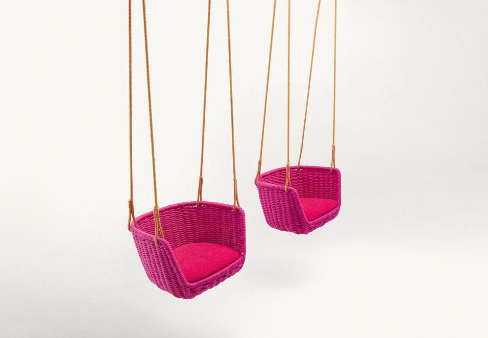 Paola Lenti Gartensofas Kleiner Sessel Adagio Designbest Garden - designer gartensofa indoor outdoor