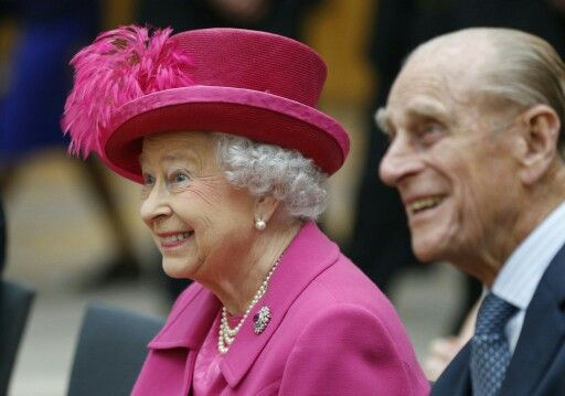 10/22/13 The Queen & Prince Phillip celebrate the 50th anniversary of the…