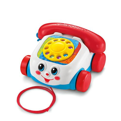 Fisher-Price Chatter Phone - Fisher-Price - Toys \