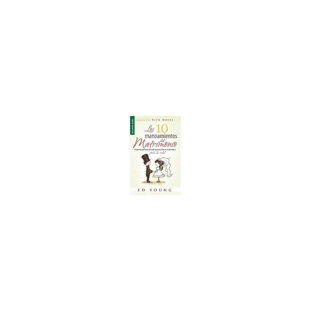 Los diez mandamientos del matrimonio/ Th (Paperback)
