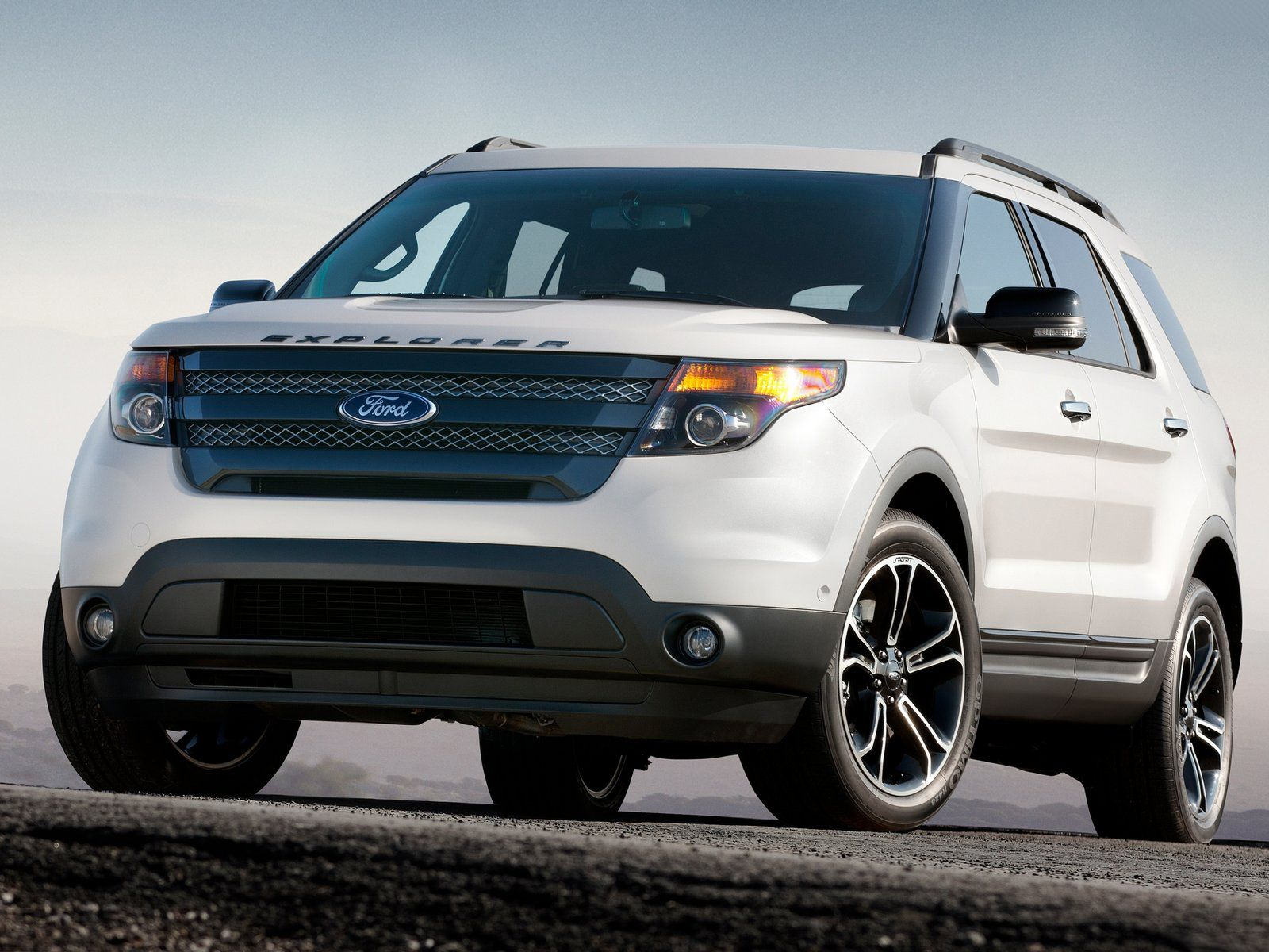 2014 Ford Explorer Picture