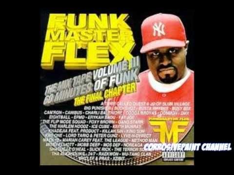 Funkmaster Flex 60 Minutes Of Funk The Mix Tape Volume Iii Full Mixtape Mos Def Freestyle