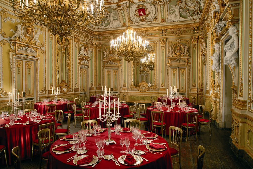 Palazzo Malta, is the more important of the two headquarters of the Sovereign Military Order of Malta where the majority of governmental and administrative duties are carried. Find out more how the ballroom hall can be used for your next event with Alpine Sterling DMC