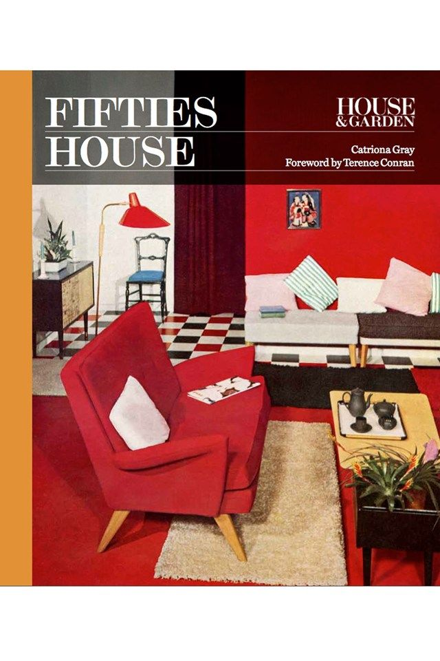 Fifties House By Catriona Gray