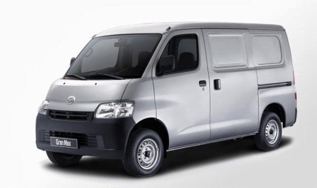 Grand Max Blind Van Comprehensive Car Insurance Car Rental Service Daihatsu