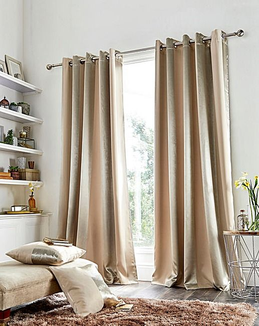 Petra Stripe Woven Blockout Curtains Oxendales Curtains Aesthetic Room Decor Aesthetic Rooms