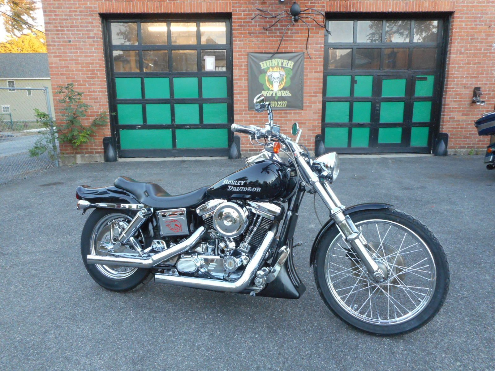1995 Harley-Davidson Dyna   Harley FXDWG   Pinterest