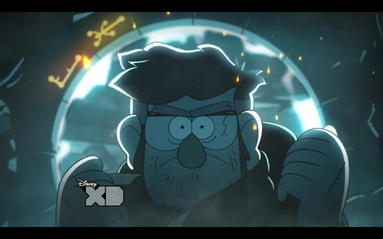 Stan Pines Brother The Auther Of The Books Official Look Gravity Falls Fall Tumblr Mystery Of Gravity Falls