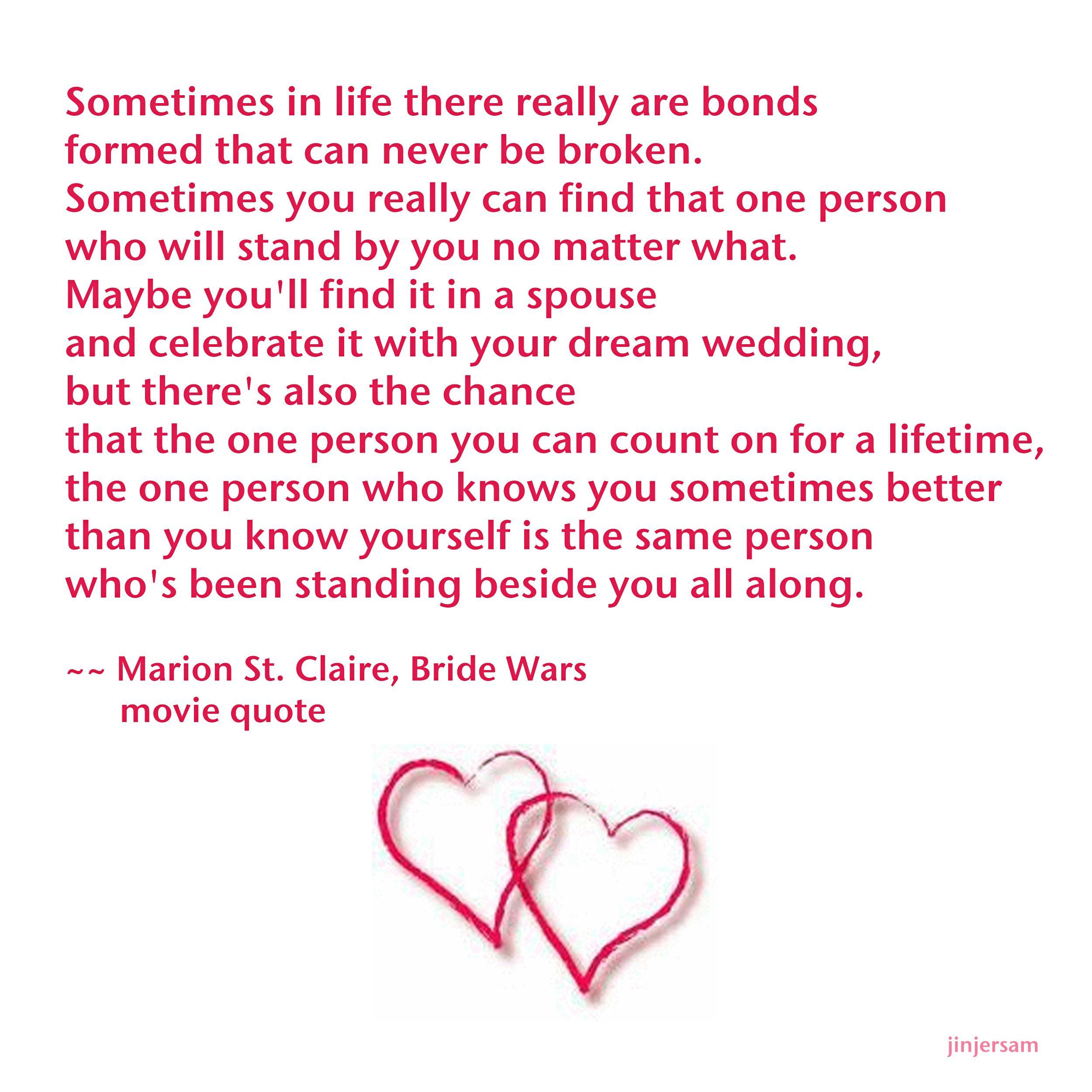 Bride Wars xo