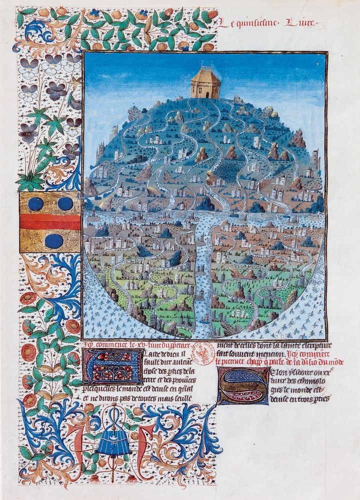 9 Maps Of Imaginary Worlds (NEW BOOK) | Illuminated Manuscripts ...